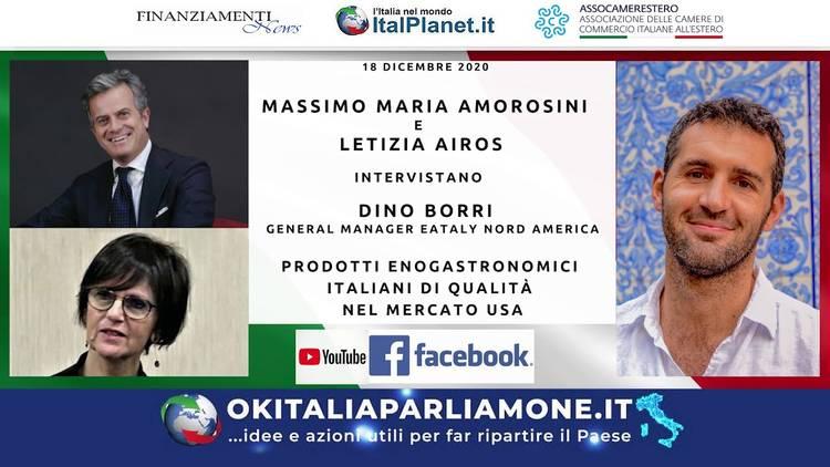 Prodotti enogastronomici italiani di qualità nel mercato Usa