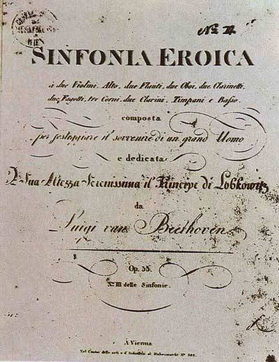 Beethoven Eroica
